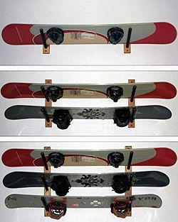 Ski Boot Storage Ideas | Ski And Snowboard Storage Ideas