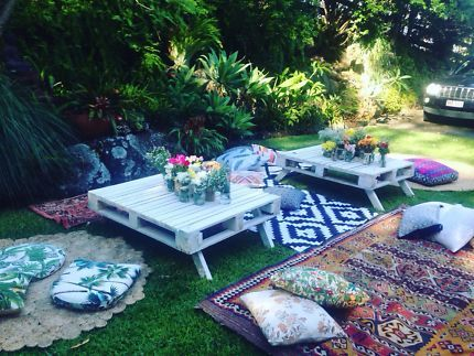 Pop Up Picnic Setting For Hire Party Hire Gumtree Australia Gold Coast South Currumbin Waters 1135812763 Picnic Set Picnic Outdoor Furniture Sets