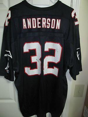 Nike jerseys for Cheap - Vintage Jamal Anderson , Atlanta Falcons jersey , Champion , 52 ...