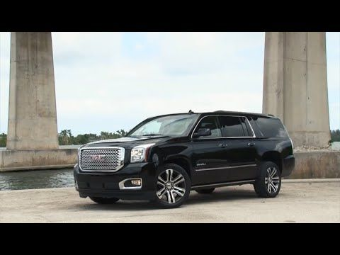 2017 Gmc Yukon Xl Denali Hammes Family Vacation Review