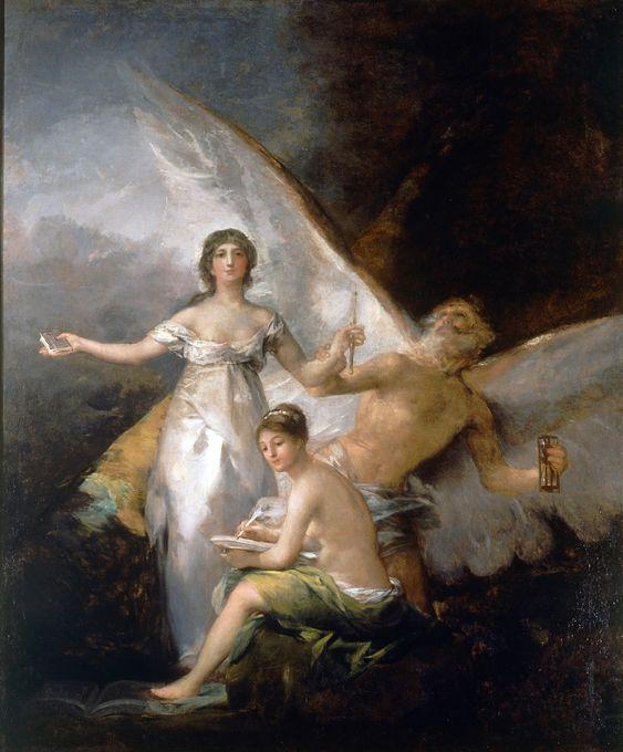 Goya - la Verdad la Historia y el Tiempo