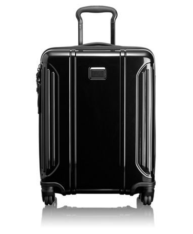 Tumi Vapor Lite Internationales, schmales Handgepäck Black