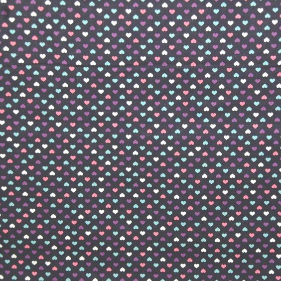 Lieblingsstücke: Sevenberry, Herzen dunkelblau,...9,90