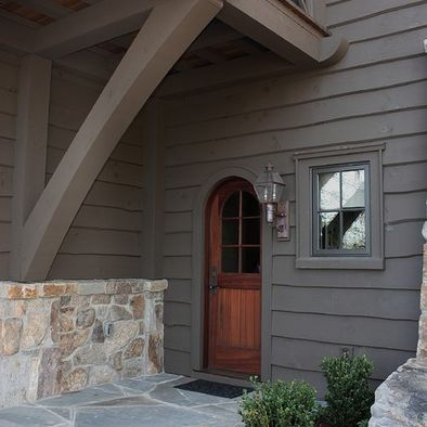 Best Exterior House Colors With Brown Roof Design Pictures 400 x 300