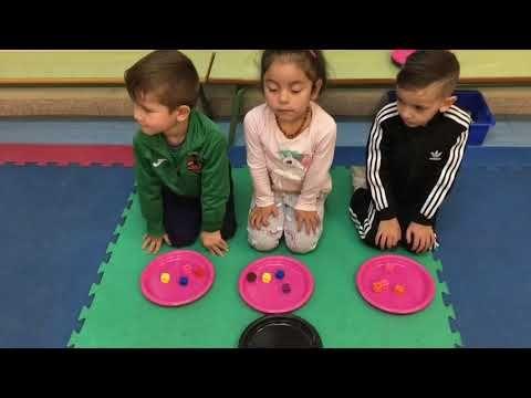 Reparto Uniforme En 3 Partes Sin Y Con Resto Youtube Metodo Abn Infantil Matematicas Infantil Material Educativo