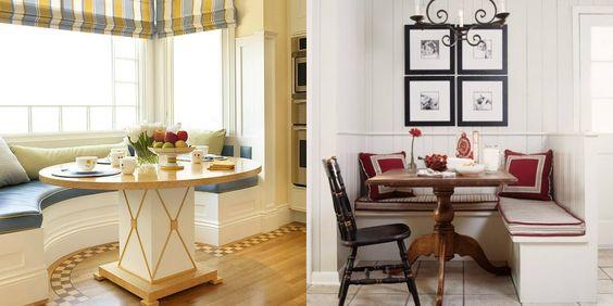 Realizando um Sonho   Blog de casamento, casa e maternidade: Inspirações para salas de jantar em pequenos espaços!