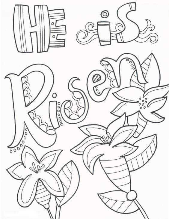 Printable Easter Coloring Pages Easter Coloring Pages Printable Easter Printables Free Easter Colouring