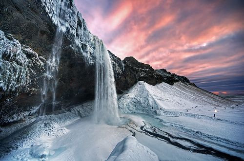 Ice: Winter Landscape, Amazing Photography, Beautiful Places, Famous Waterfalls, Amazing Places, Ice Waterfall
