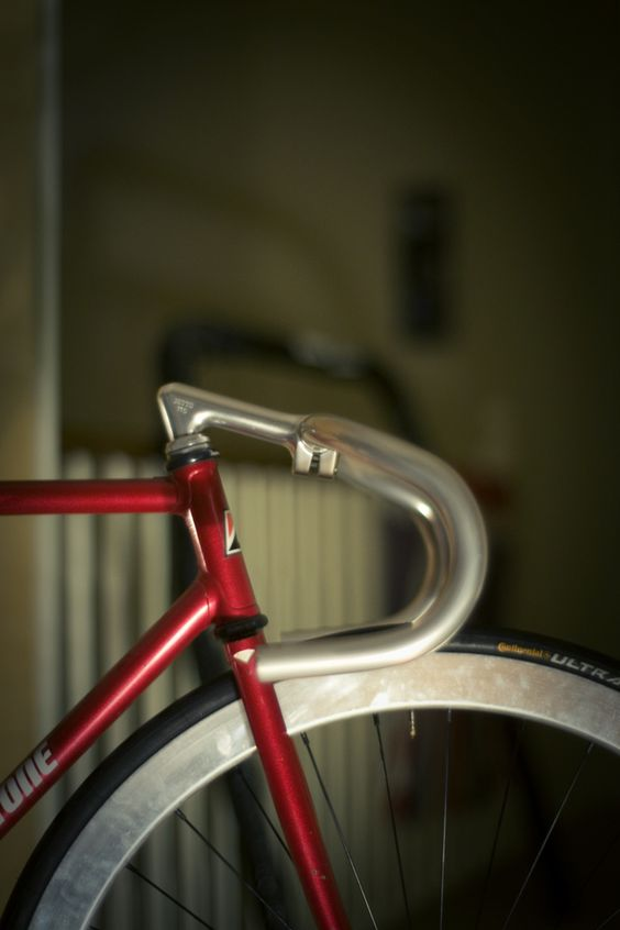 It's time to prepare the single speed bike for spring