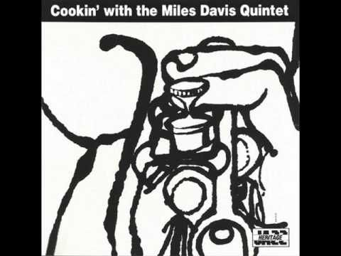 Miles Davis Quartet - My Funny Valentine (1956 Prestige Records Version)  Personnel: Miles Davis (trumpet), Red Garland (piano), Paul Chambers (bass), Philly Joe Jones (drums)   from the album COOKIN  Miles Davis Quintet - Tune Up / When Lights Are Low  http://www.dailymotion.com/60otaku/video/x514e1_tune-up-when-lights-are-low_music