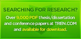 theses and dissertations full text