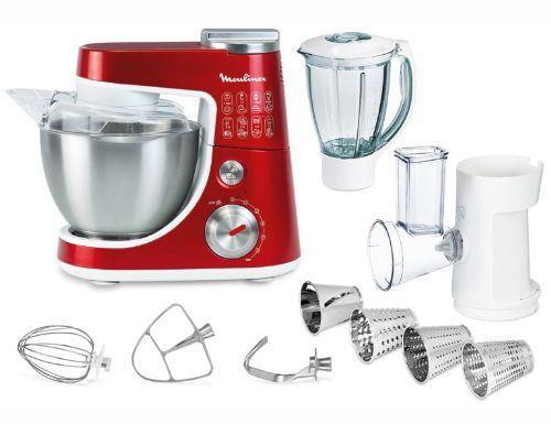 Amazonde Moulinex QA404G15 Küchenmaschine Masterchef Gourmet - philips cucina küchenmaschine