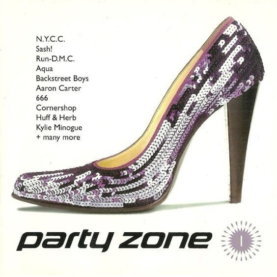 Various - Party Zone 1 (CD) at Discogs