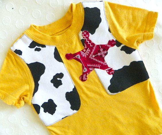 Cowboy Shirt. $15.00, via Etsy.