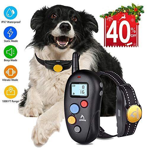 Dog Training Collar Shock Collar For Dogs Shock Dog Training