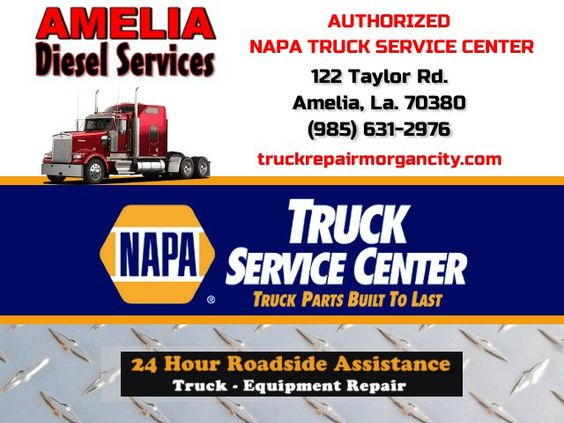 If you have problems on the road..give us a call anytime http://truckrepairmorgancity.com/    #ameliadieselservice #louisiana AmeliaLADiesel (@amelialadiesel)   Twitter