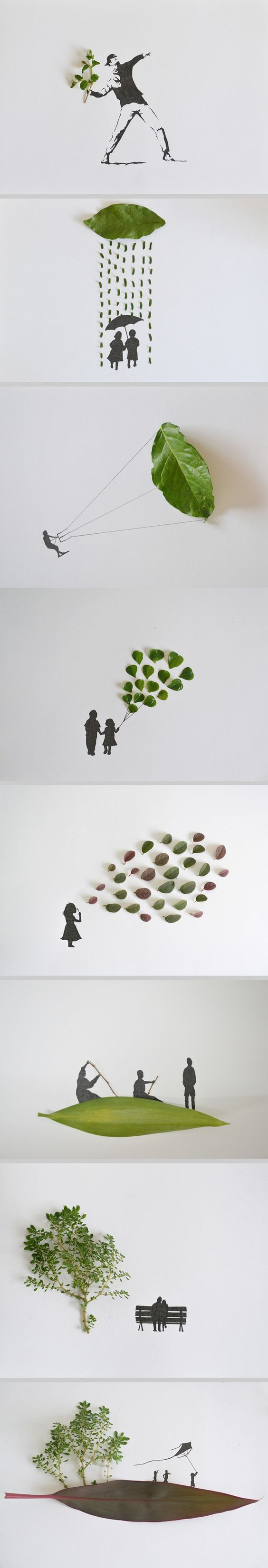 Object Art by Tang Chiew Ling  http://www.behance.net/gallery/Personal-Projects-Object-Art-1/9093247 #Art #ObjectArt