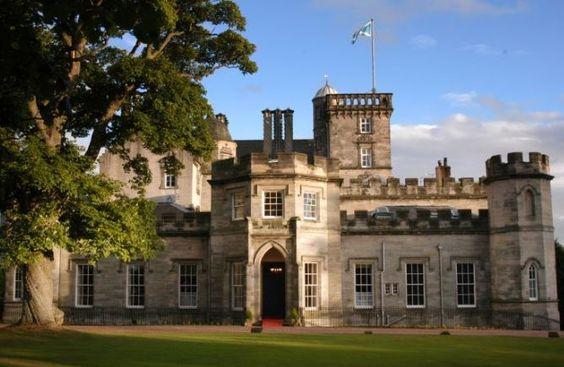 Winton Castle (Longniddry, Scotland)