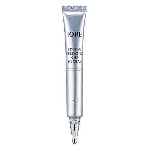 Amorepacific Iope Essential Tone Wrinkle Eye Cream 25ml IOPE http://www.amazon.com/dp/B00U77N5G2/ref=cm_sw_r_pi_dp_wp5Lwb14A86A2 $19.88