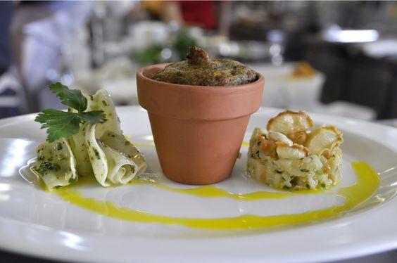 Leckere Gerichte aus dem basenfasten Hotel KitzSpitz in Tirol