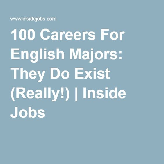 jobs with creative writing degree