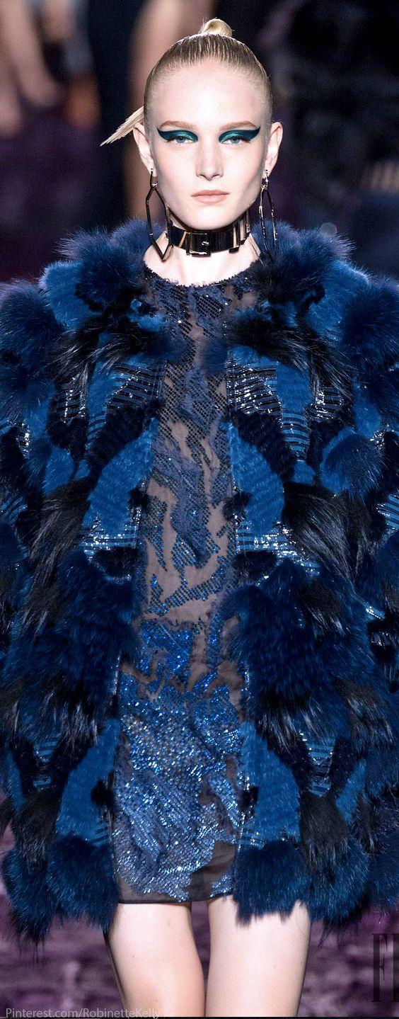 Atelier Versace Haute Couture   F/W 2014-15