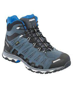 Meindl Schuhe X-SO 70 Mid GTX Surround Men - anthrazit/blau - http