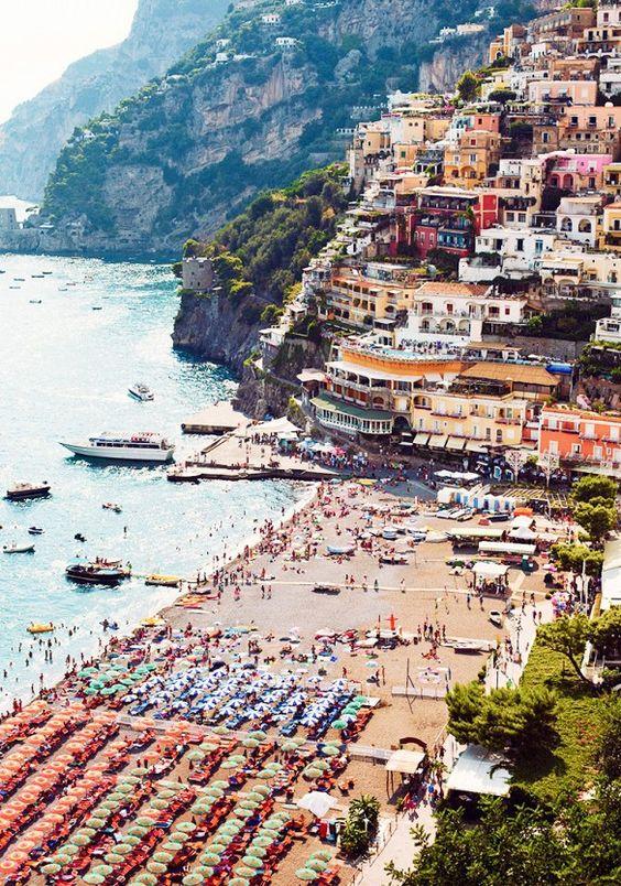 Channel this positano italy pandora jewelry places to for Amalfi to positano