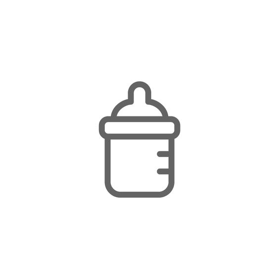 Baby Bottle Milk Pacifier Icon Download On Iconfinder Bottle Drawing Milk Bottle Baby Bottle Logo