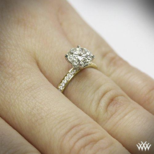 1 139 Diamond Engagement Ring Http Www Whiteflash Com