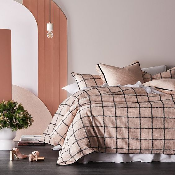 Embrace Bouclé in 2021. We bring you 3 interior design trends we predict are set to hit big in 2021. This year is a all about warmth, as seen here with this stunning Rebecca Judd and Adairs bedding collection. We've seen woven and knotted materials, like tufted wool and jute, coming through strongly and this year things are getting dialled up another notch with the return of Bouclé (pronounced 'boo-clay'). Click the image for more on interior design trends for 2021.