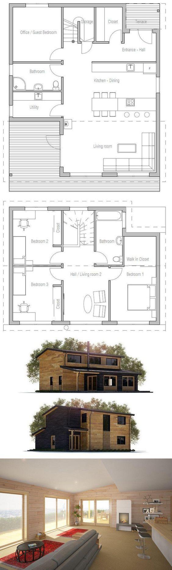 157 m² - 4 chambres - 1 Etage