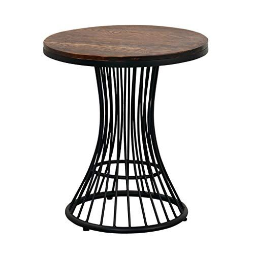 Home Warehouse Retro Coffee Table Creative Industrial Wind Small