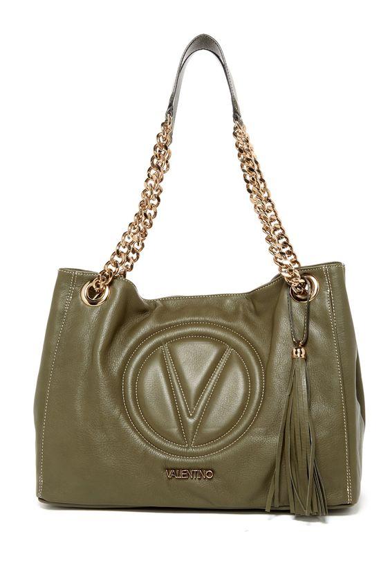 Verra Leather Sauvage Shoulder Bag
