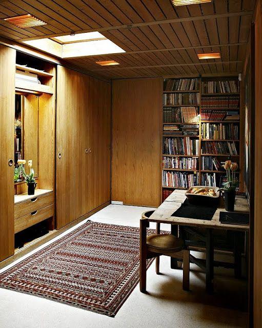 Villa Schreiner: Arkitekt Sverre Fehn