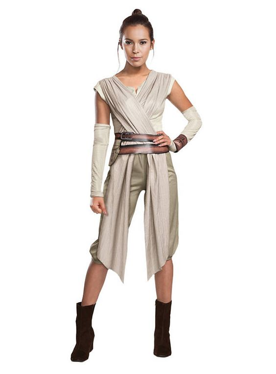 Star Wars 7 Rey Kostüm