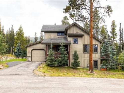 White Wolf 164 Apartment Breckenridge (Colorado) Set in Breckenridge, this apartment is 600 metres from 7-Chair. The property is 700 metres from 5-Chair and free private parking is offered. Free WiFi is available throughout the property.