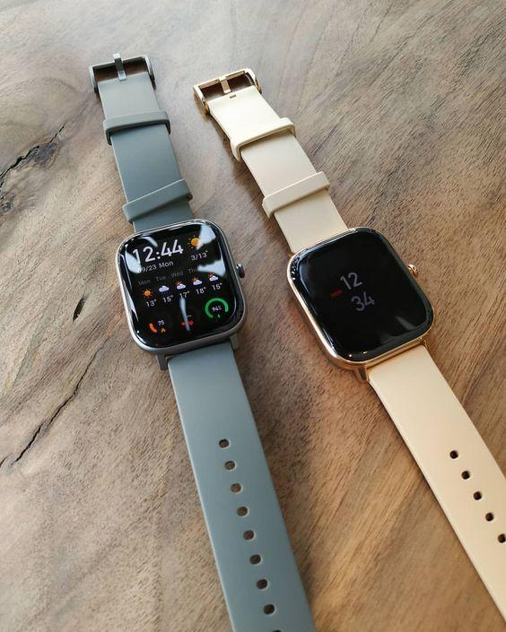 Smartwatch-amazfit-gts