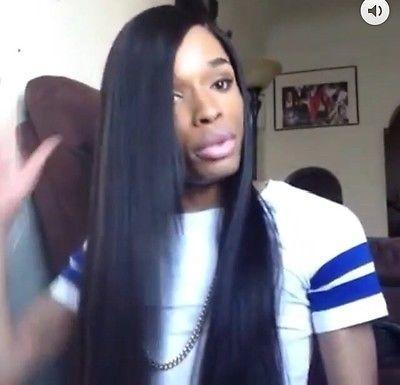 Rock that wig, girl???