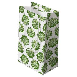 Lily of the valley small gift bag
