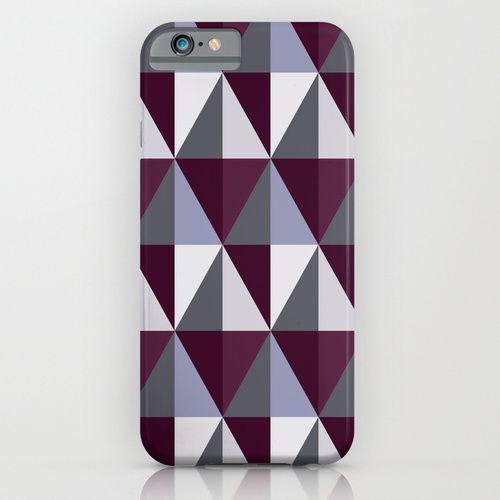 Geo Cabernet iPhone 6 Case