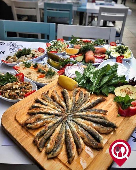 Hamsi Tava, Anchoas fritas, Turquía