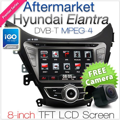 8 Dedicated Hyundai Elantra Car Dvd Player With Gps And Dvbt Elantra Hyundai Elantra Hyundai