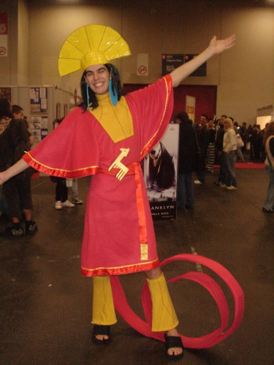 Kuzco -cosplay- by ~raichan-loves-yaoi on deviantART @Catherine Mobley @Cova Queen: