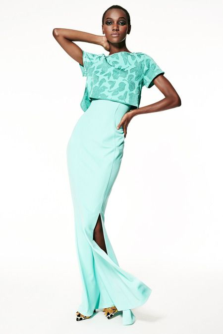 ZAC Zac Posen | Spring 2015 Ready-to-Wear Collection | Style.com