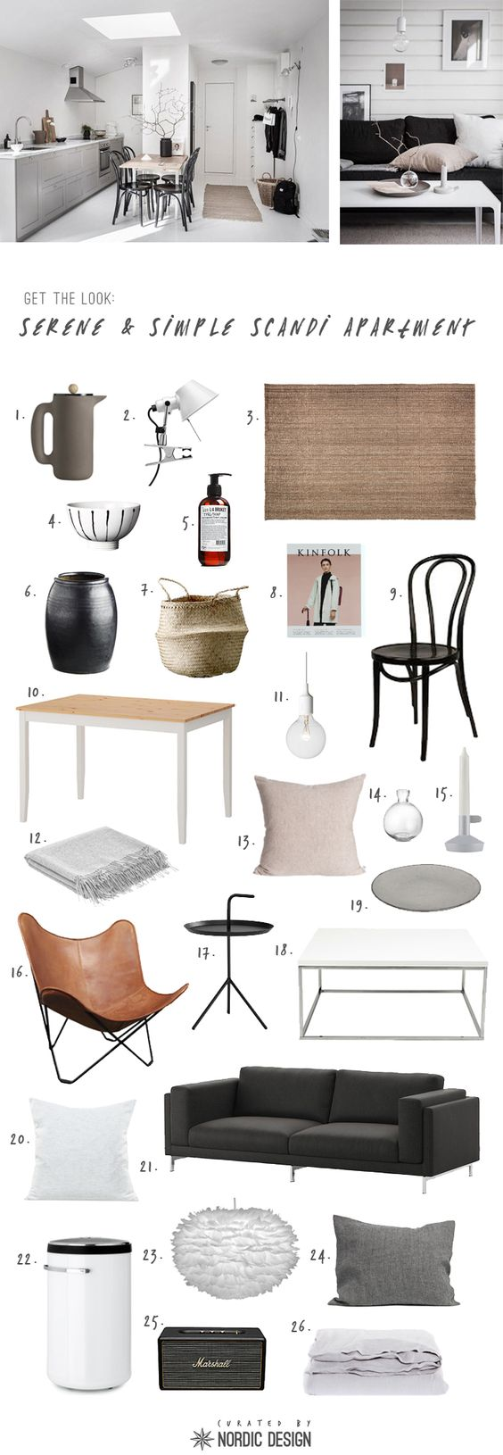 Gold and brass fixtures and faucets promising or passe apartment - Light Scandinavian Studio Apartment Studio Loft Apartment Blog Pinterest Studio Apartment Scandinavian And Flats