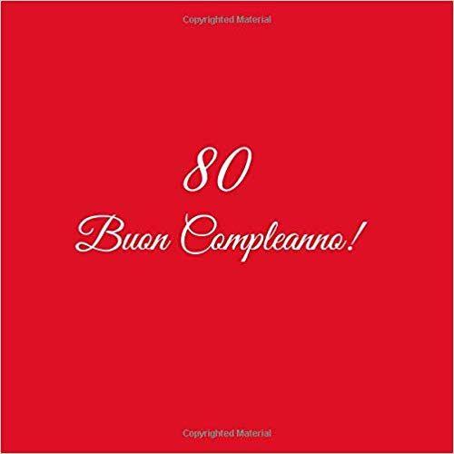 Regalo Compleanno Mamma 80 Anni.Regalo Compleanno Papa 80 Anni