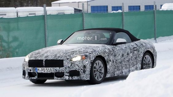 2018 bmw e30. wonderful 2018 2018 bmw z5  the droptop munich beauty spied again during winter tests  cars m3 car m4 auto  e30 pinterest m3 car bmw cars and in bmw e30 r
