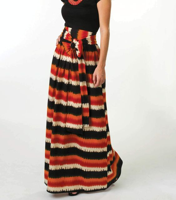 High Waist Bow Skirt 37
