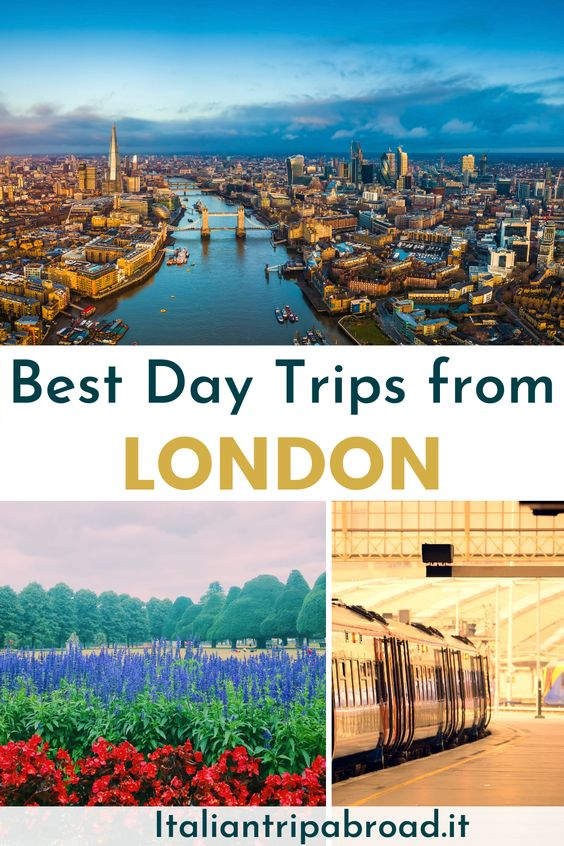 Best Day trips from London UK